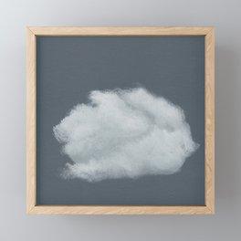 Dare to Dream - Cloud 54 of 100 Framed Mini Art Print