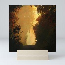 Into the Light, Landscape Art Mini Art Print