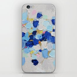Amoebic Party No. 2 iPhone Skin