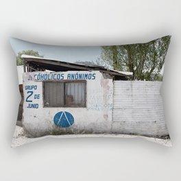 Alcoholics Anonymous Rectangular Pillow