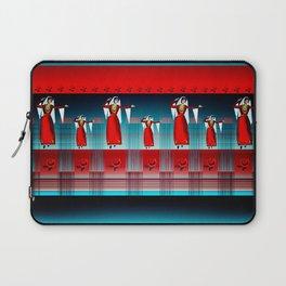 Armenian Dancers Laptop Sleeve