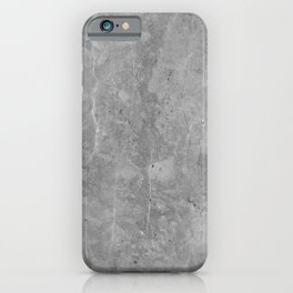 Simply Concrete II iPhone Case