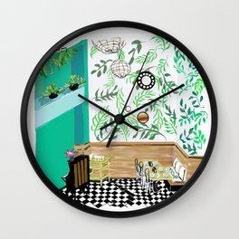 Cafe Anyone? Wall Clock