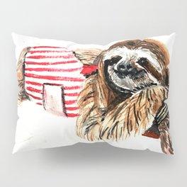 Sassy Sloth Pillow Sham