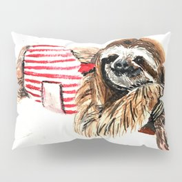 Sassy Sloth Pillow Sham