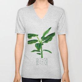 House plant Unisex V-Neck