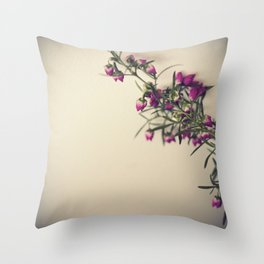 Spring Fever Throw Pillow