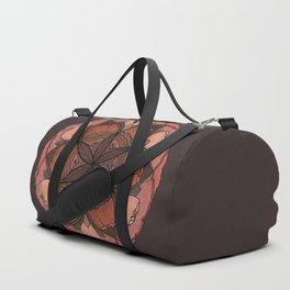 SACRED FLORAL Duffle Bag