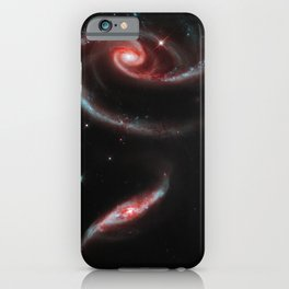 Rose of Galaxies iPhone Case