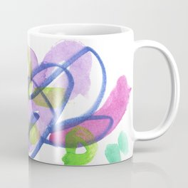 Dance of the Violets Coffee Mug