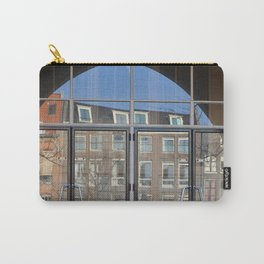 Canal Houses Reflection Carry-All Pouch