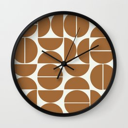 Puzzle Design Or. Wall Clock