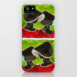 Praise be, Bitch - The Handmaids Tale (5) iPhone Case