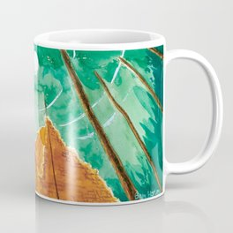 Moonflower Coffee Mug