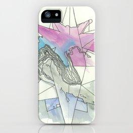 C.O.M.P.A.S.S. No. 5 iPhone Case