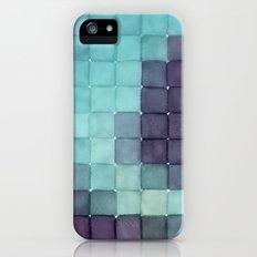 Polaroid Pixels II (Tree) iPhone (5, 5s) Slim Case
