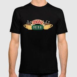 Central Perk Coffee Shop - Friends TV Show T-shirt