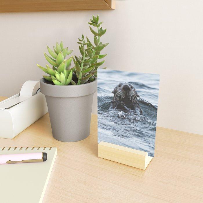 Sea Otter Mini Art Print