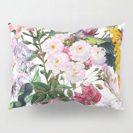 Vintage Garden X Pillow Sham