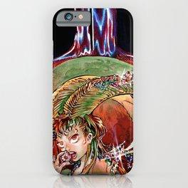BloodMoon iPhone Case