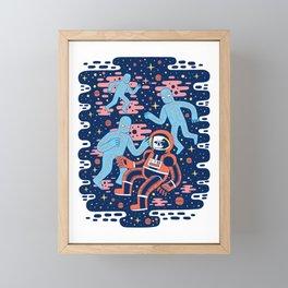 Lost Souls Framed Mini Art Print