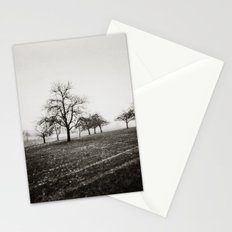 { skeleton trees } Stationery Cards