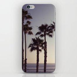 San Clemente Sunset 2 iPhone Skin