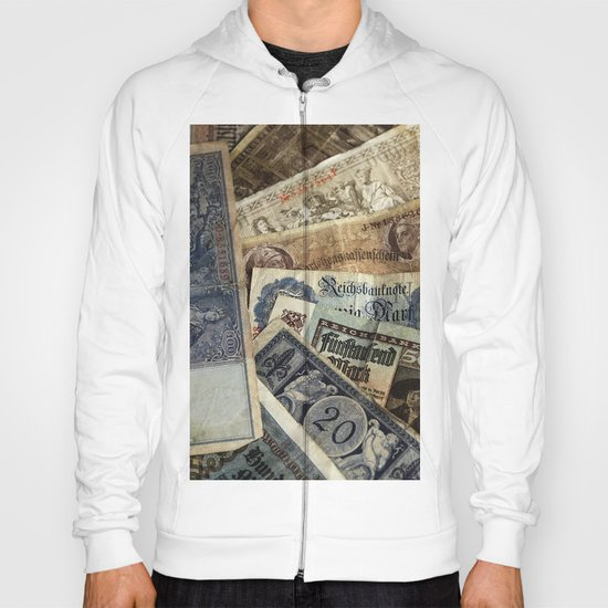 Old German money Hoody