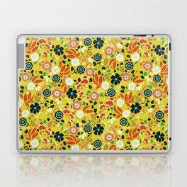 Flourishing Florals Laptop & iPad Skin
