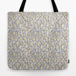 City with lights Tote Bag