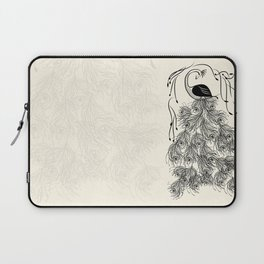 Jungle Peacock Laptop Sleeve