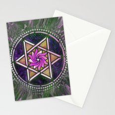 Star of David Stationery Cards