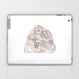 spread hugs Laptop & iPad Skin