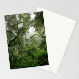 In the heart of the forest Stationery Cards