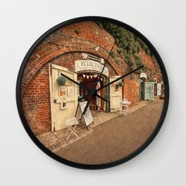 Exeter under the Arches Wall Clock