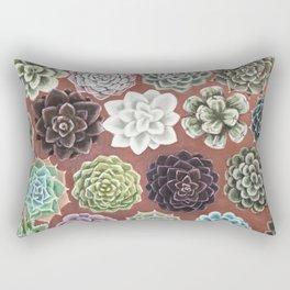 Succulent Life Rectangular Pillow