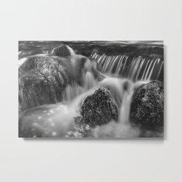 Wild waters...Happy Valley. Metal Print