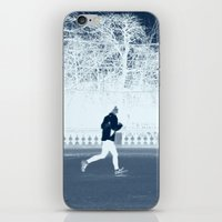 run iPhone & iPod Skins featuring run by habish