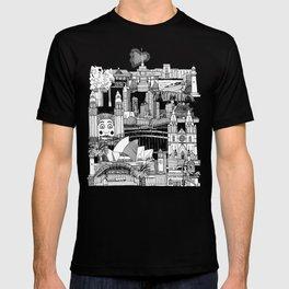 AUSTRALIA toile de jouy T-shirt