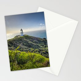 The Lighthouse at the top Stationery Cards