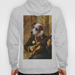 Little Dog Serenades the Beeches Hoody
