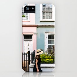 London - Notting Hill iPhone Case