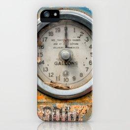 Vintage Guage iPhone Case