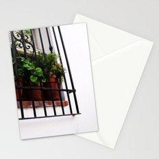 Whitewashed Walls Stationery Cards