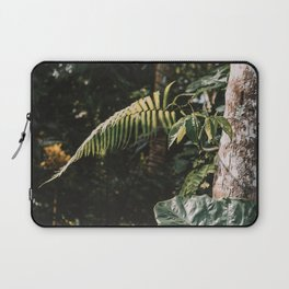 Dark Botanical 06 | Travel Photography | Bali Series Laptop Sleeve