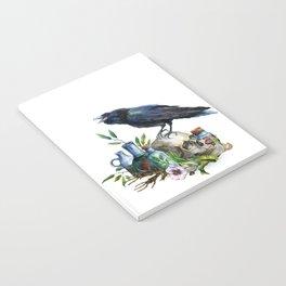 Raven Magick Notebook