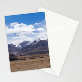 Typical mountain landscape - Tibet Stationery Cards