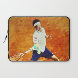 Kei Nishikori Tennis Laptop Sleeve