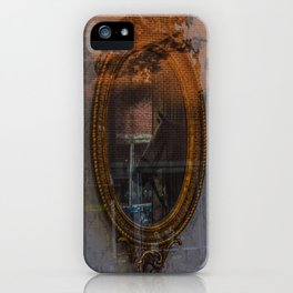 Simple Reflections iPhone Case