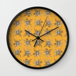 Spiderweb Wall Clock